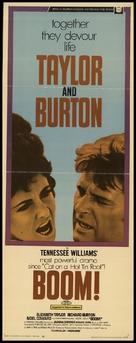 Boom - Movie Poster (xs thumbnail)
