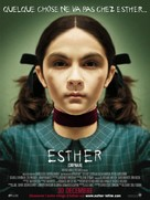 Orphan - French Movie Poster (xs thumbnail)