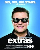 """Extras"" - Movie Poster (xs thumbnail)"