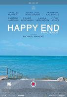 Happy End - Romanian Movie Poster (xs thumbnail)
