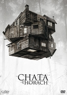 The Cabin in the Woods - Czech DVD movie cover (xs thumbnail)