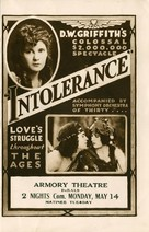 Intolerance: Love's Struggle Through the Ages - Movie Poster (xs thumbnail)