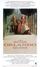 Orlando - Italian Movie Poster (xs thumbnail)