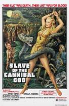 La montagna del dio cannibale - Movie Poster (xs thumbnail)