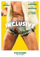 All Inclusive - Argentinian Teaser movie poster (xs thumbnail)