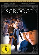 Scrooge - German DVD cover (xs thumbnail)