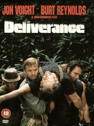 Deliverance - British DVD movie cover (xs thumbnail)