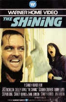 The Shining - German VHS movie cover (xs thumbnail)