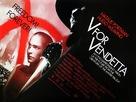 V For Vendetta - British Movie Poster (xs thumbnail)