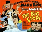 The Big Store - British Movie Poster (xs thumbnail)
