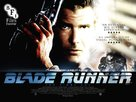 Blade Runner - British Re-release movie poster (xs thumbnail)