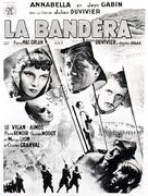 La bandera - French Movie Poster (xs thumbnail)