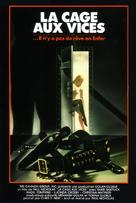 The Naked Cage - French Movie Poster (xs thumbnail)