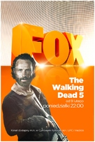 """The Walking Dead"" - Portuguese Movie Poster (xs thumbnail)"