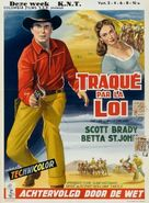 The Law vs. Billy the Kid - Belgian Movie Poster (xs thumbnail)