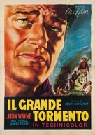 The Shepherd of the Hills - Italian Movie Poster (xs thumbnail)