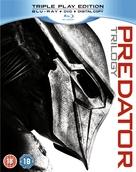 Predators - British Blu-Ray cover (xs thumbnail)