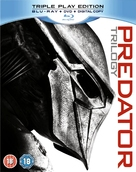 Predators - British Blu-Ray movie cover (xs thumbnail)