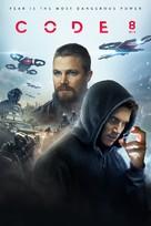 Code 8 - German Movie Cover (xs thumbnail)