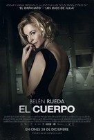 El cuerpo - Spanish Movie Poster (xs thumbnail)