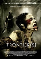 Frontière(s) - Thai Movie Poster (xs thumbnail)