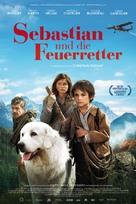 Belle et Sébastien, l'aventure continue - German Movie Poster (xs thumbnail)