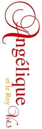 Angélique et le roy - French Logo (xs thumbnail)