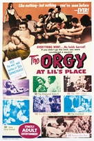 Orgy at Lil's Place - Movie Poster (xs thumbnail)