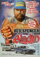 Superfantagenio - German Movie Poster (xs thumbnail)