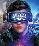 Ready Player One - Blu-Ray cover (xs thumbnail)