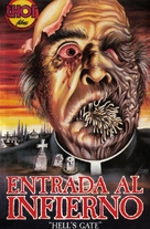 Paura nella città dei morti viventi - Spanish VHS movie cover (xs thumbnail)
