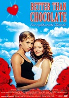 Better Than Chocolate - German Movie Poster (xs thumbnail)