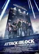 Attack the Block - Malaysian Movie Poster (xs thumbnail)