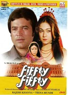 Fiffty Fiffty - Indian Movie Cover (xs thumbnail)