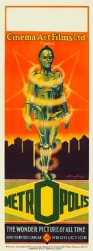 Metropolis - Australian Movie Poster (xs thumbnail)