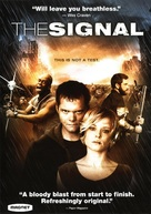 The Signal - DVD cover (xs thumbnail)