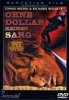 El precio de un hombre - German DVD movie cover (xs thumbnail)