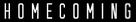 """""""Homecoming"""" - Logo (xs thumbnail)"""