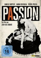 Passion - German Movie Cover (xs thumbnail)
