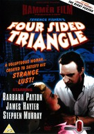 Four Sided Triangle - British Movie Cover (xs thumbnail)