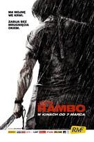 Rambo - Polish poster (xs thumbnail)