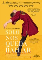 And Then We Danced - Spanish Movie Poster (xs thumbnail)