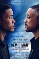 Gemini Man - Movie Poster (xs thumbnail)