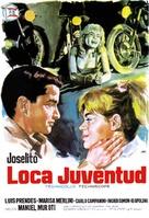 Loca juventud - Spanish Movie Poster (xs thumbnail)