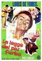 Ni vu, ni connu - Italian Movie Poster (xs thumbnail)