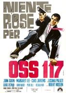 OSS 117 prend des vacances - Italian Theatrical poster (xs thumbnail)