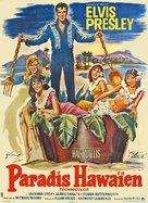 Paradise, Hawaiian Style - French Movie Poster (xs thumbnail)