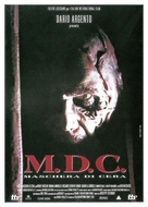 M.D.C. - Maschera di cera - Italian Movie Poster (xs thumbnail)