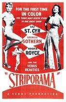 Striporama - Movie Poster (xs thumbnail)