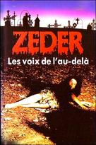 Zeder - French DVD movie cover (xs thumbnail)